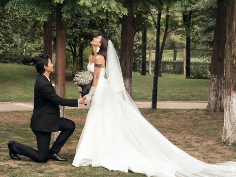 【新年焕新】2020新品丨仪式感婚照免费拍