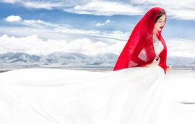 【带上婚纱旅游】总监定制拍摄丨三对一服务