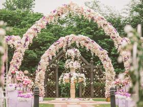 繁花主题婚礼--花艺是对美好爱情最好的诠释