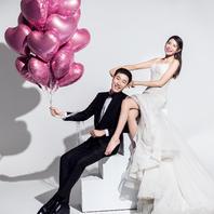 【秀映像摄影】100%婚纱客照拍150精修60张