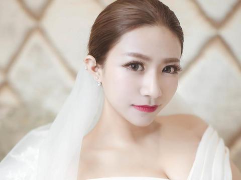 【美至造型】首席化妆师  朱洁   婚礼全程跟妆
