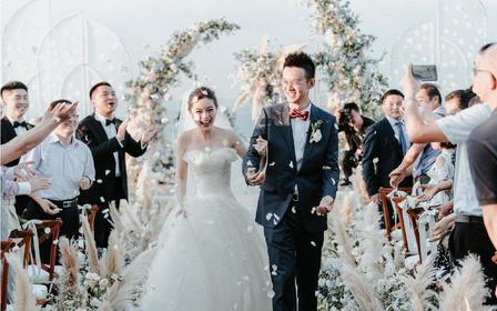 【PAI】婚纱 草坪婚礼主纱套餐系列2880