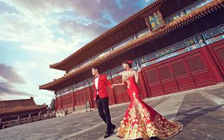 仅售5999元 北京中国风旅拍婚纱套餐