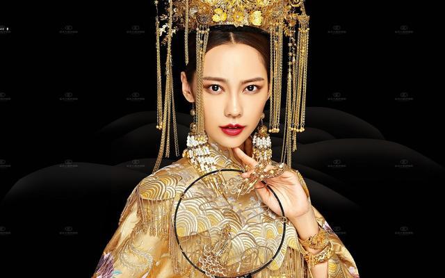 金夫人-韶华风韵-中式国风
