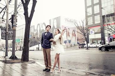 【赫拉宫邸】婚纱摄影,自由街拍