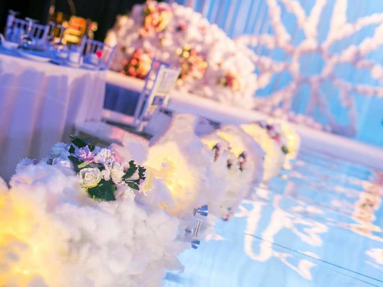 【忆江南】新概念婚礼《云上花开》