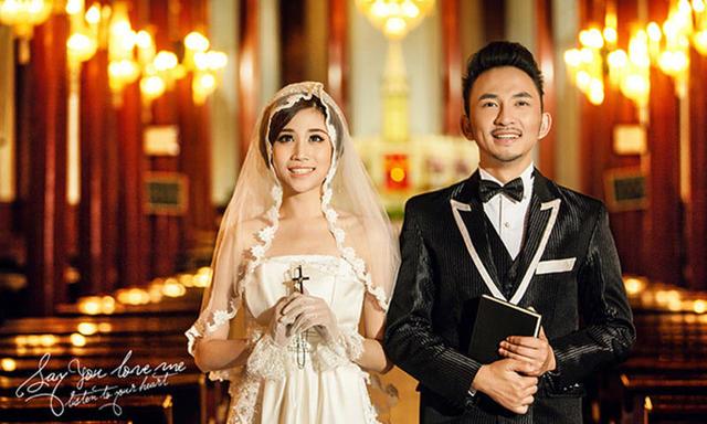 教堂婚纱照《爱的信仰》