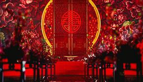 《中国门》--中国风新中式主题婚礼
