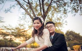 【总监作品】小清新个性婚礼