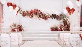 【良辰婚礼】  泰式极简红白婚礼