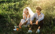 【摄族定制】高定两天拍摄+住五星级酒店+送婚纱