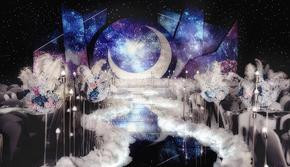 【唯美定制】月神●星空主题—含资深四大