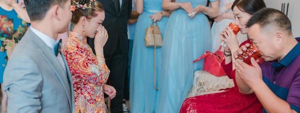 郑州婚礼优秀团队 拾光公社首席三机位