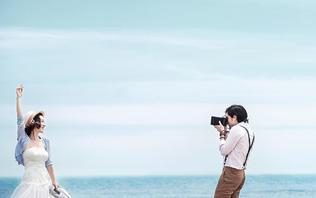 柏拉全球旅拍|三亚五天特惠婚拍管家式全包套系