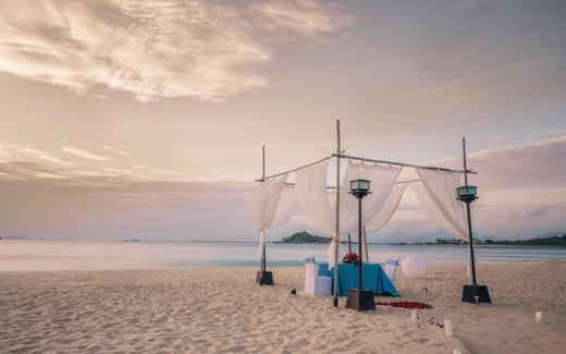 【缘鼎婚礼】沙滩求婚/生日