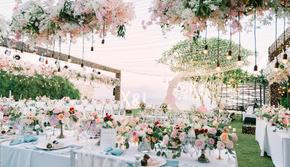 重庆海外婚礼丨巴厘岛悬崖水台婚礼多场地多价格选择