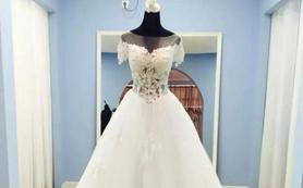 Amor艾摩尔婚纱 超值租赁4件套系 全款付立减