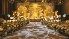 【城堡轻奢系】精灵婚礼|凡赛尔的后花园