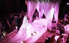 单反三机位婚礼纪实拍摄服务(送10米摇臂机位)