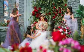 蓝爵影像 《上帝的旨意》双机婚礼集锦