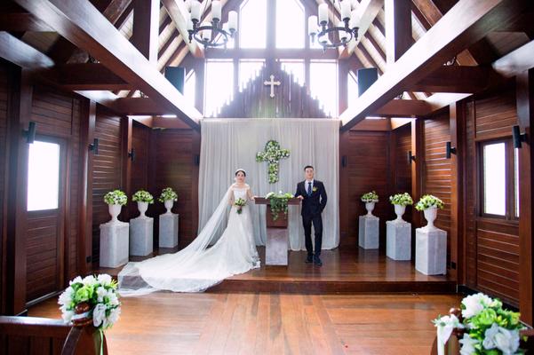 三亚米娅婚纱摄影《亚龙湾森林公园拍摄》
