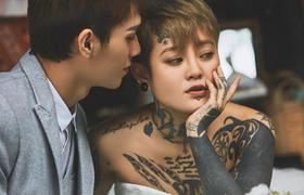 BINGO缤菓【客片欣赏】刘小姐&陈先生