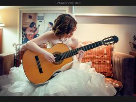 微慢の婚礼记实摄影