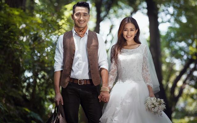 外景婚纱照 客照展示 祝福这对夫妇