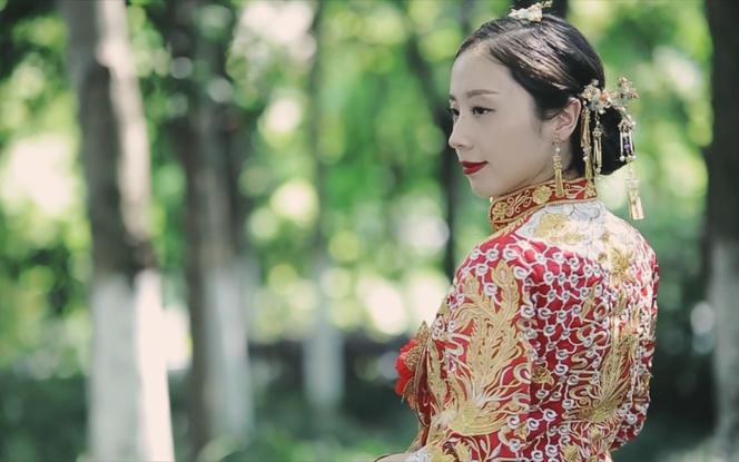 婚礼跟拍双机位 婚礼故事电影 馥悠映画