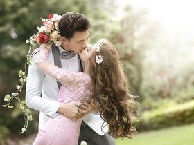 巴黎之恋-超值清新特惠婚纱照套系