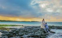 毛里求斯旅拍婚纱照 含2晚国际五星套房