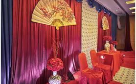中式青花瓷主题婚礼(纯布置套系)