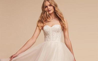 KUANGLI BRIDAL婚纱发布中
