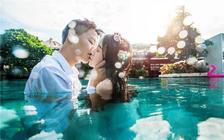 【奢华】水下+跑车/游艇+接机住宿+5服5造