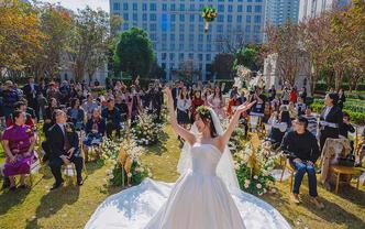 瞳摄影【WPPI国际认证纪实婚礼双机位拍摄】