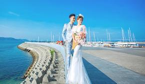 【销量冠军】创意拍摄东莞园林景+深圳海摄影