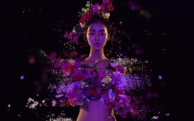 【薇拉女神客片】薇拉高定写真系列,满足你的想象力