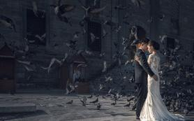 婚游记 西班牙巴塞罗那 海外婚纱摄影+微电影