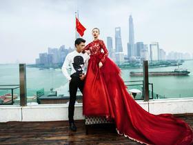 上海婚纱照 i-D摄影正价套系8999