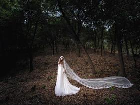 记憶里婚纱摄影-纯洁的爱