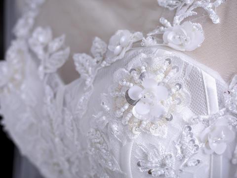 婚纱四件套【押金专属链接】