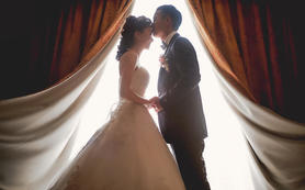 【卡洛视觉婚礼摄影】双总监+首席三机位婚礼跟拍