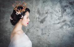 订制复古写真及婚纱照内景拍摄