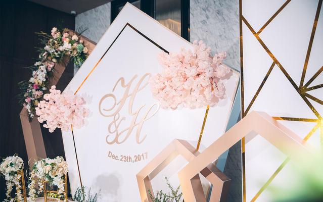 【诺活策划】白绿复古小清新森系婚礼