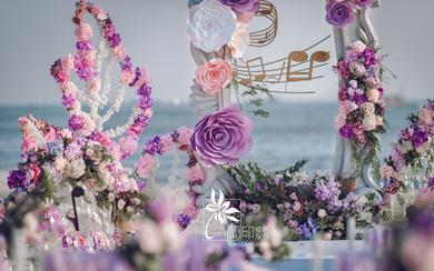 #蘭印婚礼#以音为符,以歌为伴