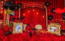 【闺蜜婚礼】--百老汇主题婚礼--钟山宾馆