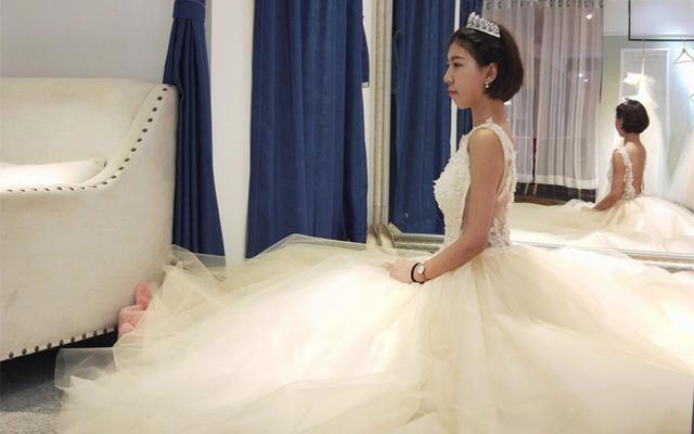 【试纱分享】每个新娘都是小仙女