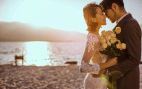 私人定制拍摄+水下+微电影拍摄+游艇+全新婚纱