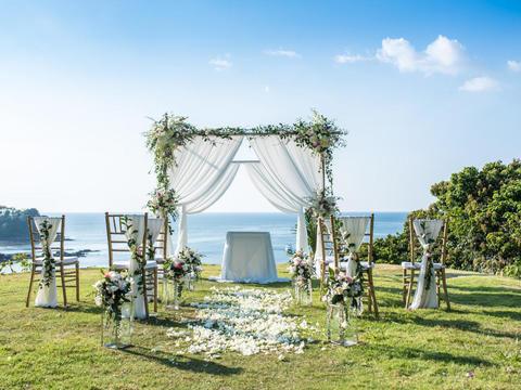 【岛屿纪婚礼】三亚旅行婚礼小型海边婚礼特价