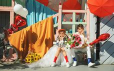【年少锦时】❤城市花园——新品上新季1